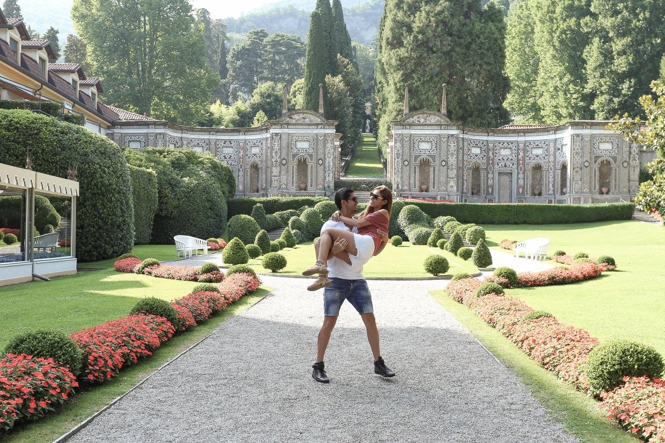 Best Hotels In Lake Como Italy Our Experience In Villa D