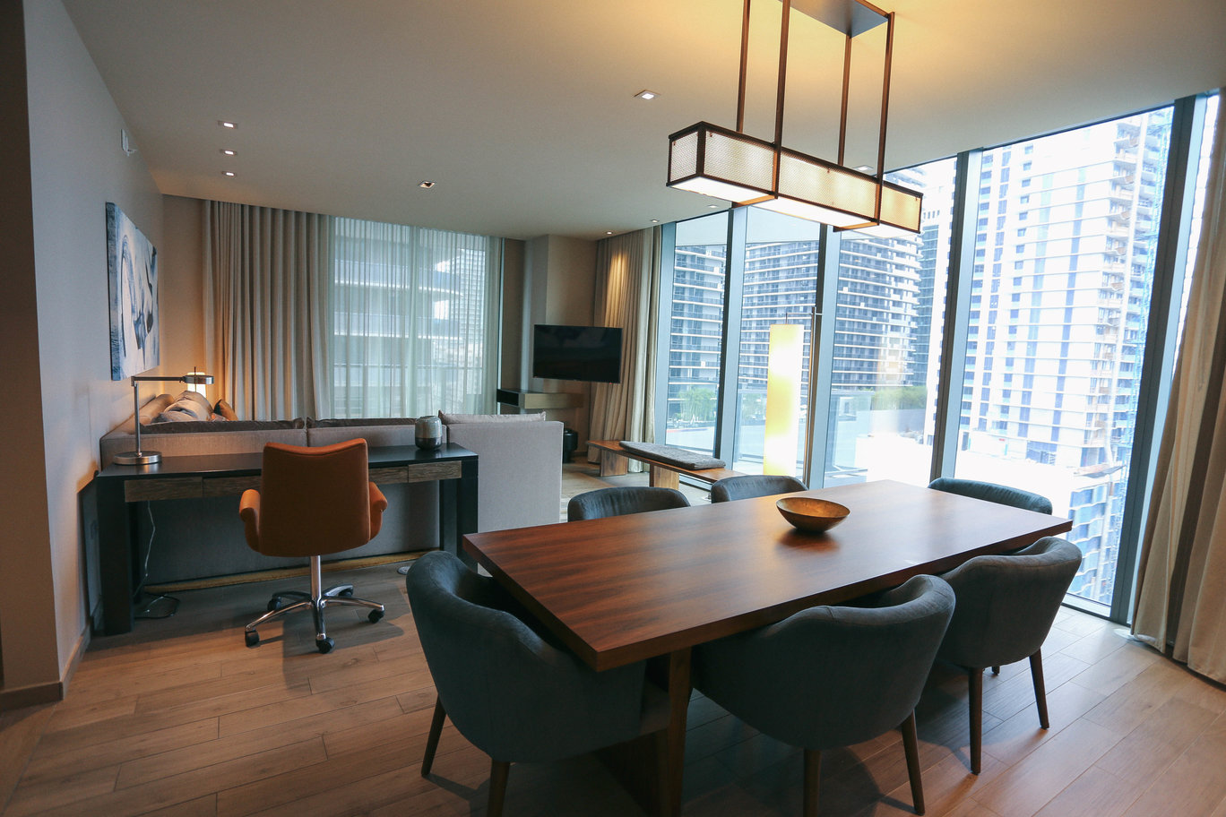 East miami asian inspired design sustainability luxury zeeba life for Hotels with 2 bedroom suites in miami